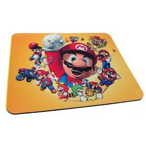 Mouse Pad Personalizado Com Sua Arte /foto - Mousepad 21x18