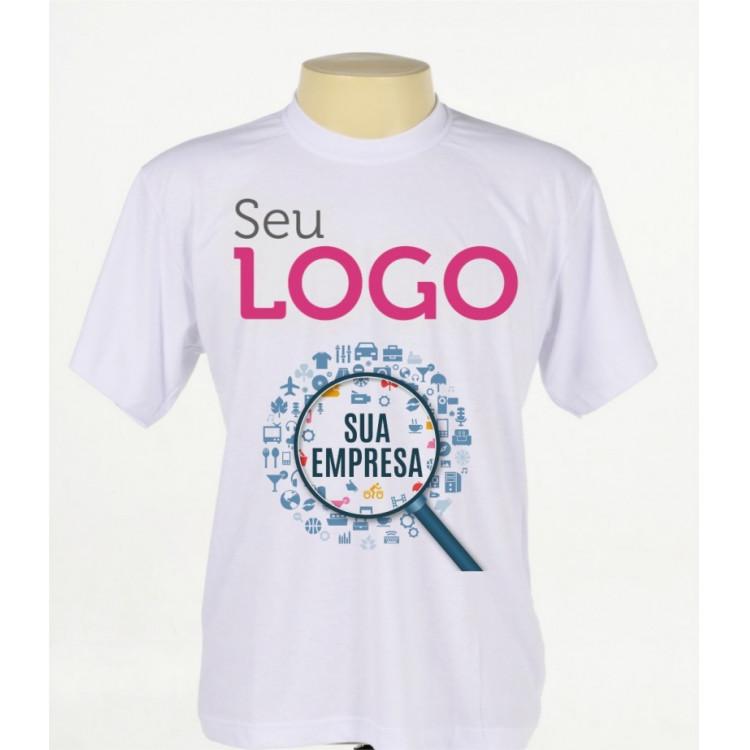 Camisetas Personalizadas Logo Para Empresa, Qualquer tema.